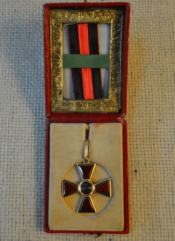 The Order Of St. Vladimir 4-th 56 gold PR - photo 2