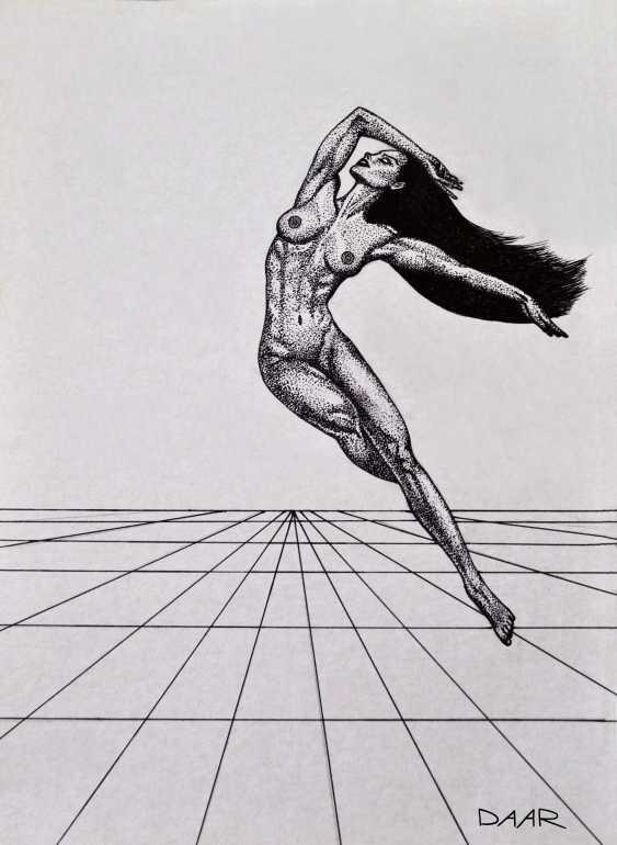 Maria Daar. DANCER. Graphics. Maria Daar - photo 1