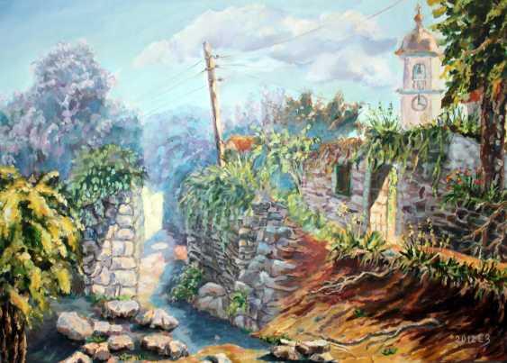Elena Zorina. Abandoned village - photo 1