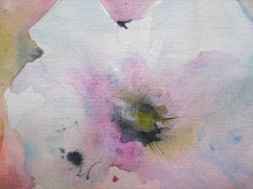 Anna Lomachenko. Blanc petun'i. Un parterre de fleurs - photo 2