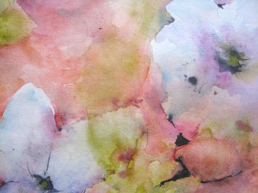Anna Lomachenko. Blanc petun'i. Un parterre de fleurs - photo 3