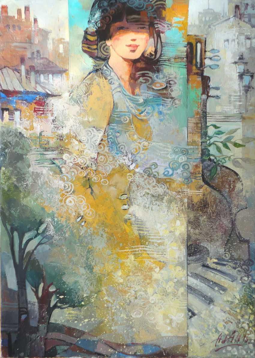 Anna Adiyan. picture - photo 1