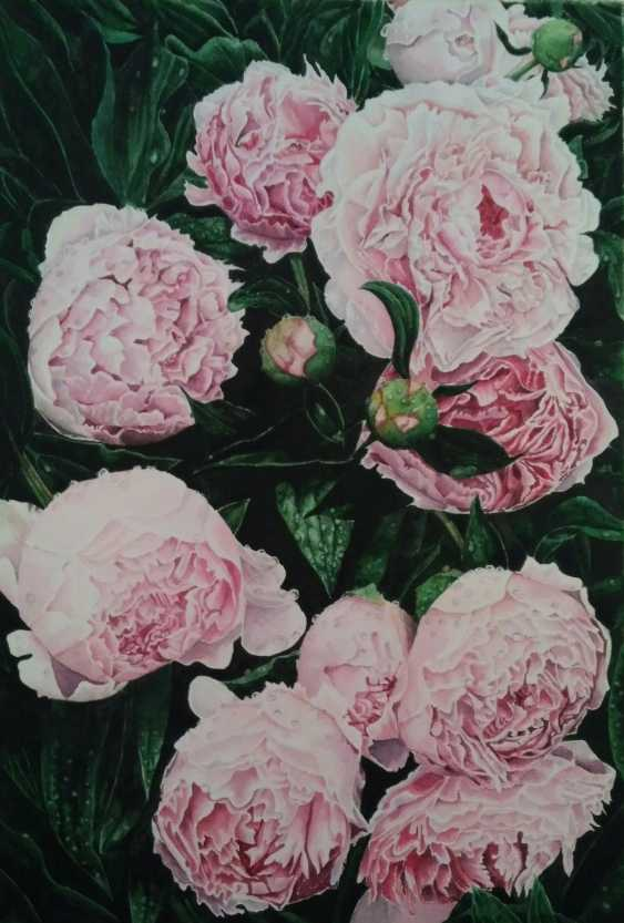 Yulyia Kosmynina. Peonies - photo 1