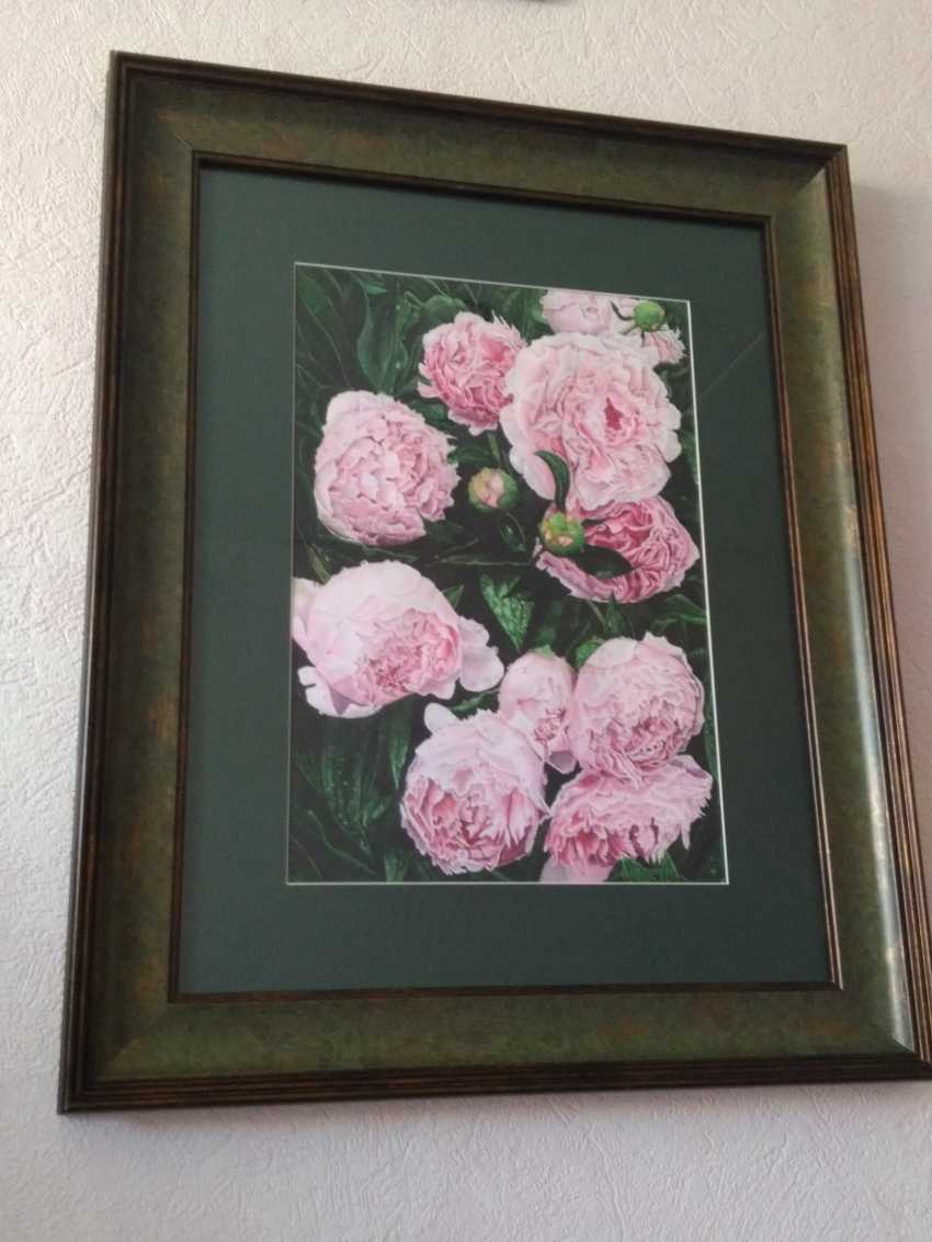 Yulyia Kosmynina. Peonies - photo 2