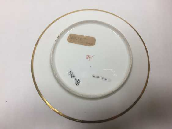 Sevres Plate Marly Rouch 1809 - photo 3
