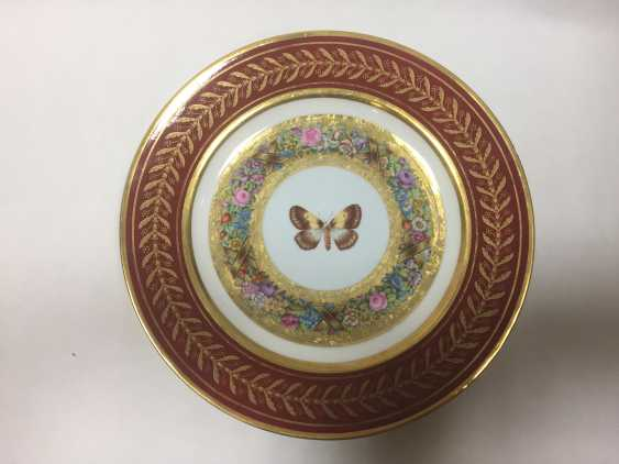 Sevres Plate Marly Rouch 1809 - photo 1