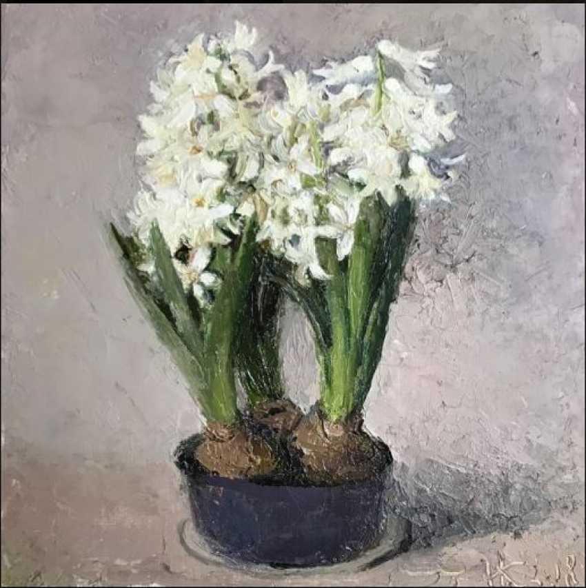 "Kateryna Kosianenko. ""Hyacinths"" - photo 1"