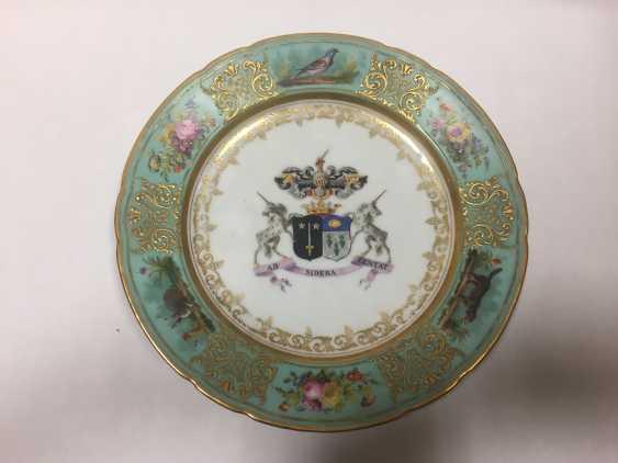 Sevres Plate Porcelain 1820 - photo 1