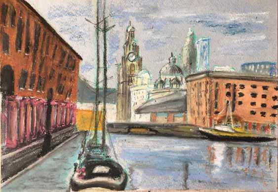 Renata Mantel. The Royal ALbert Dock in Liverpool - photo 1