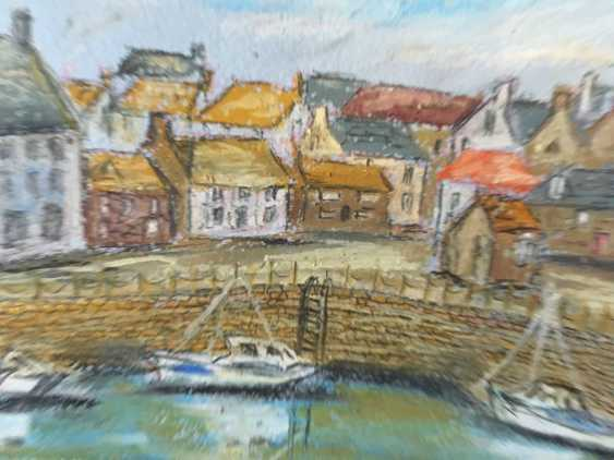 Renata Mantel. The harbour at Crail, Fife in Scotland - photo 2