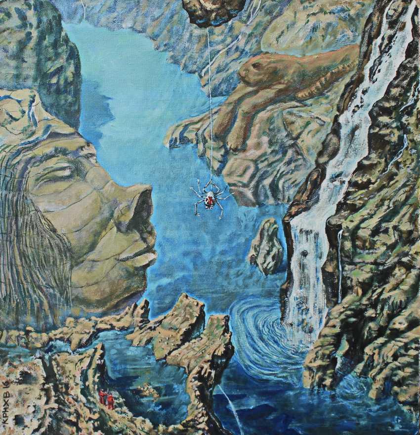 lev karnaukhov. Shamans Blue waters - photo 1