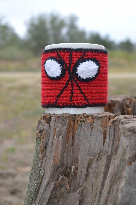 "Tanya Derksch. a warm Cup of ""Spiderman"" - photo 3"