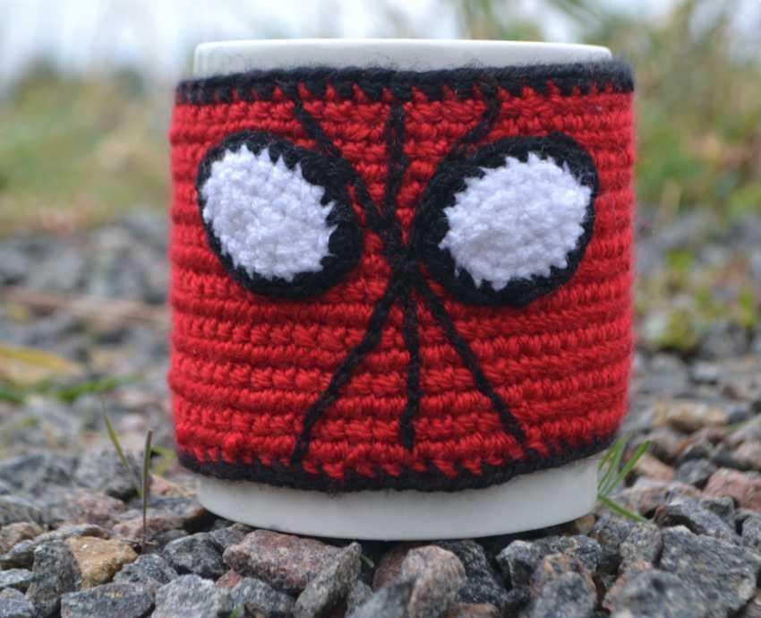 "Tanya Derksch. a warm Cup of ""Spiderman"" - photo 4"