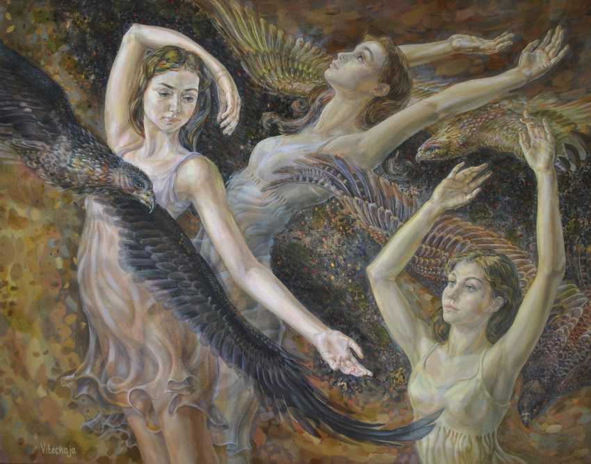 Vitsetskaya Sniazhana. Wings - photo 1