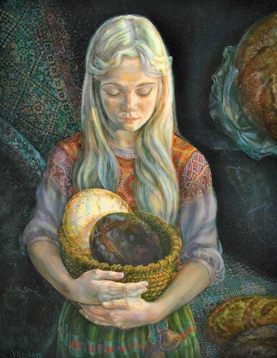 Vitsetskaya Sniazhana. Five loaves - photo 1