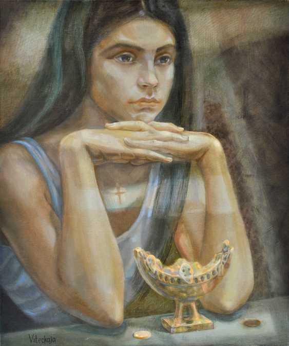 Vitsetskaya Sniazhana. Thinking - photo 1