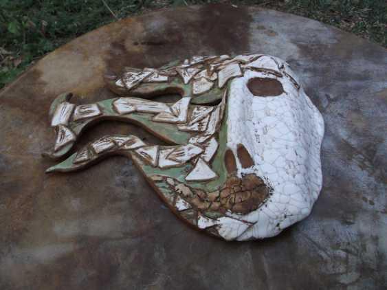 Vognedana end Serg Selezniovi. Mask ceramic - photo 1