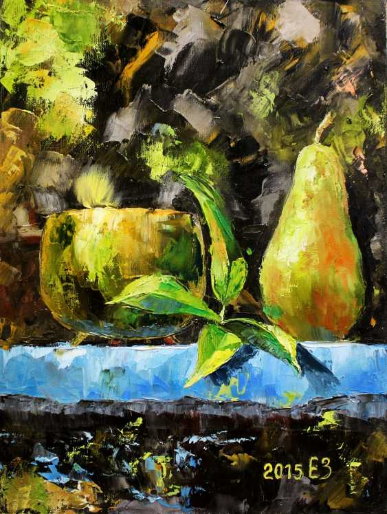 Elena Zorina. Still life with pear - photo 1