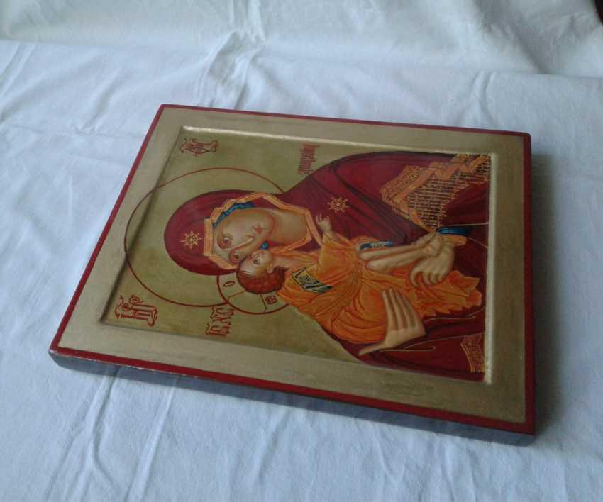 Gennadiy Stepanov. Donskaya icon of the Mother of God - photo 3