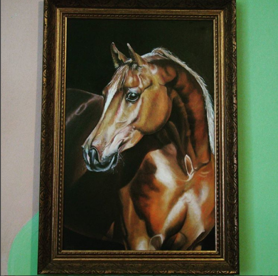 Tanya Radyk. Arabian horse - photo 1