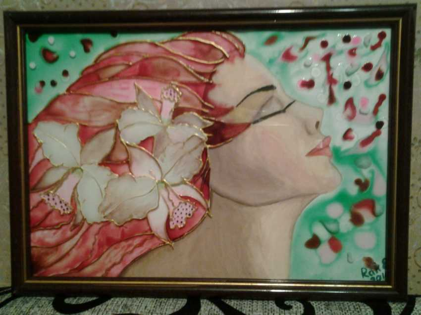 Elena Rak. Fire Queen Orchid. - photo 1