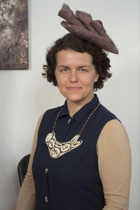 "Helen Kolomoiets. Necklace ""legends of the North"" Necklace ""Legends of the North"". - photo 1"