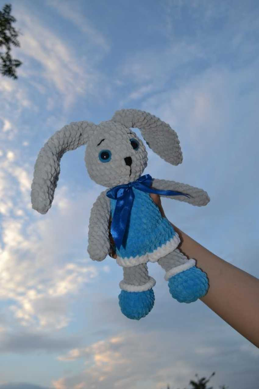 Tanya Derksch. marshmallow Bunny - photo 5