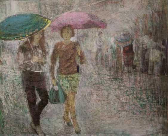Yulia Svirepova. City rain - photo 1
