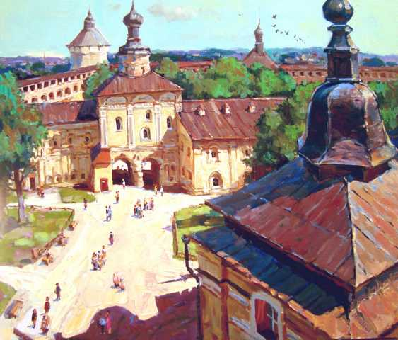 Andrey Mishagin. Kirillo-Belozersky monastery - photo 1