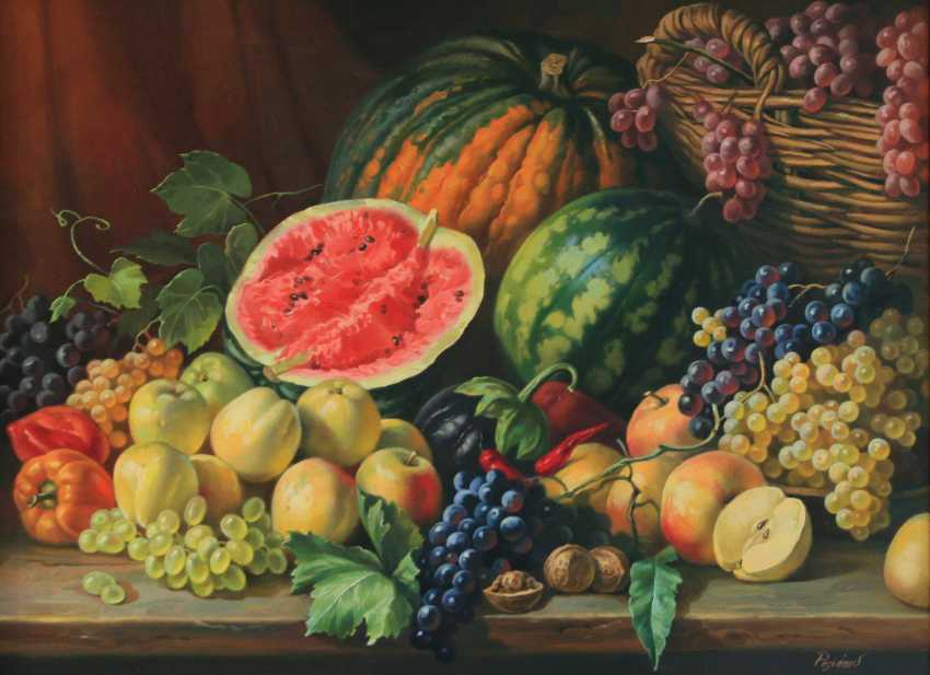Oleg Pojidaev. A rich harvest - photo 1