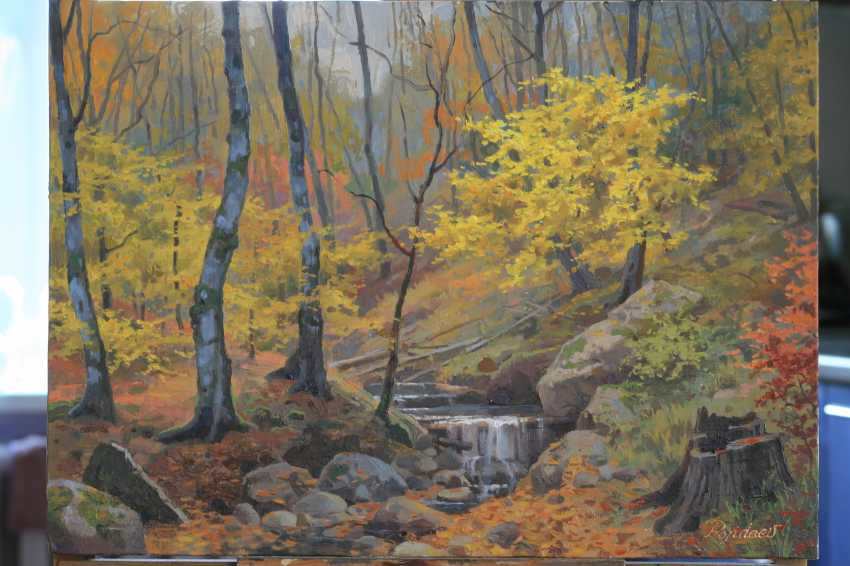Oleg Pojidaev. Autumn forest - photo 1