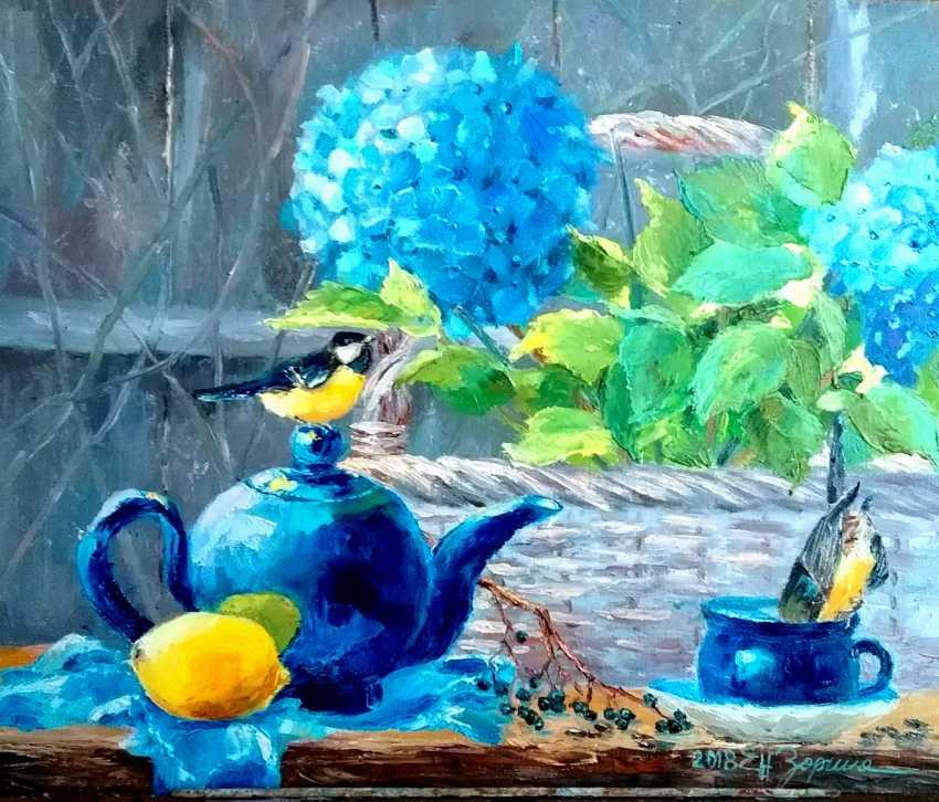 Elena Zorina. The bird Kingdom - photo 1