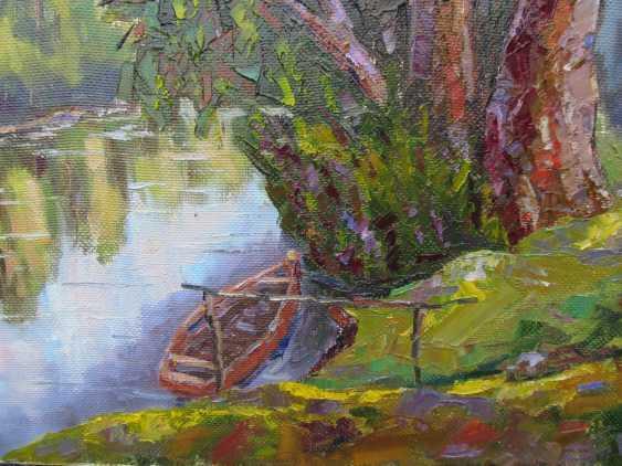 Aleksandr Golin. \Возле реки\ - Foto 2