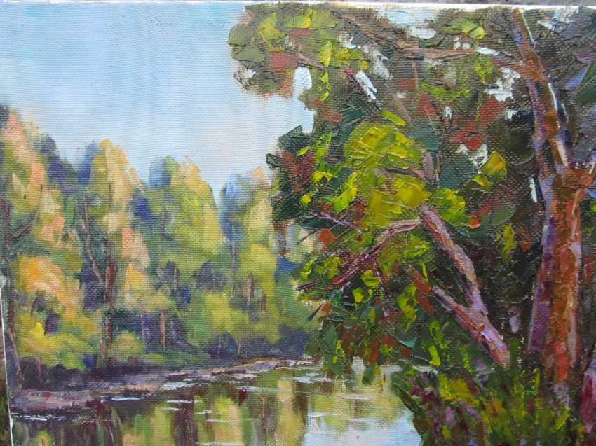 Aleksandr Golin. \Возле реки\ - Foto 3
