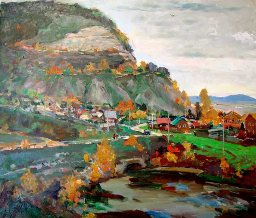 Andrey Mishagin. Autumn in Shiryaevo - photo 1