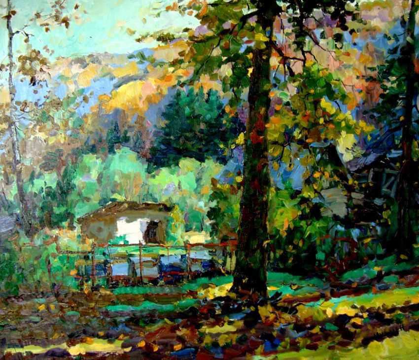 Andrey Mishagin. Forestry.Apiary - photo 1