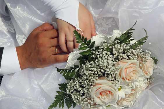 Mikhail Denysenko. Alles für die Hochzeit. - Foto 1