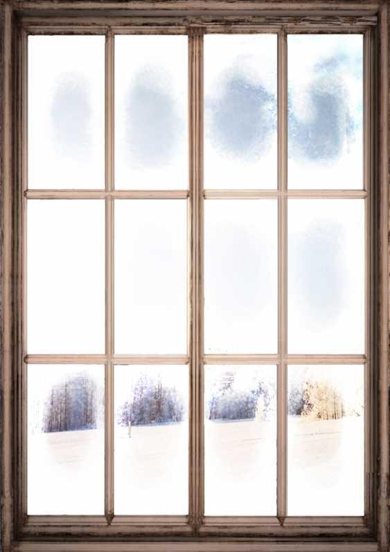 Anastasiia Djoconda. Winter window - photo 2