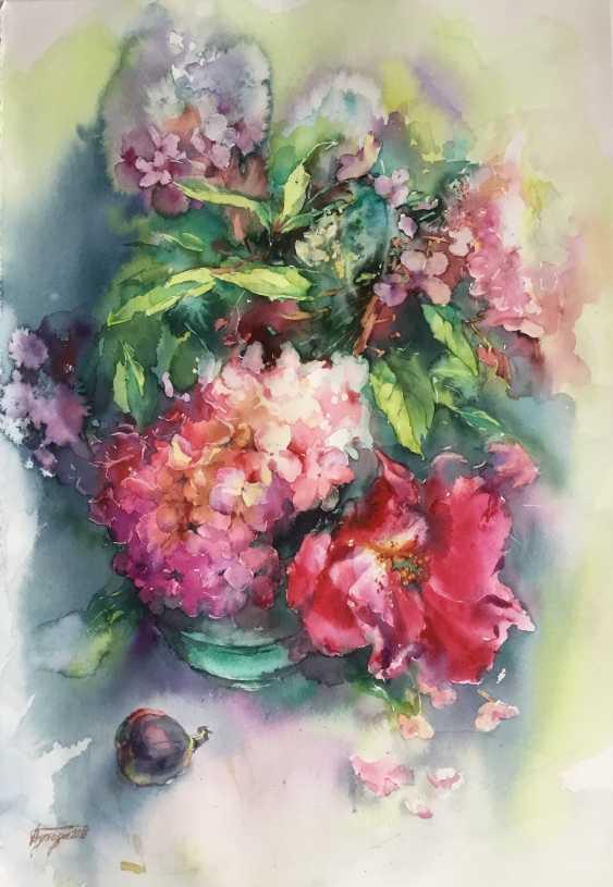Olga Gnutova. Цветочное вдохновение. - photo 1