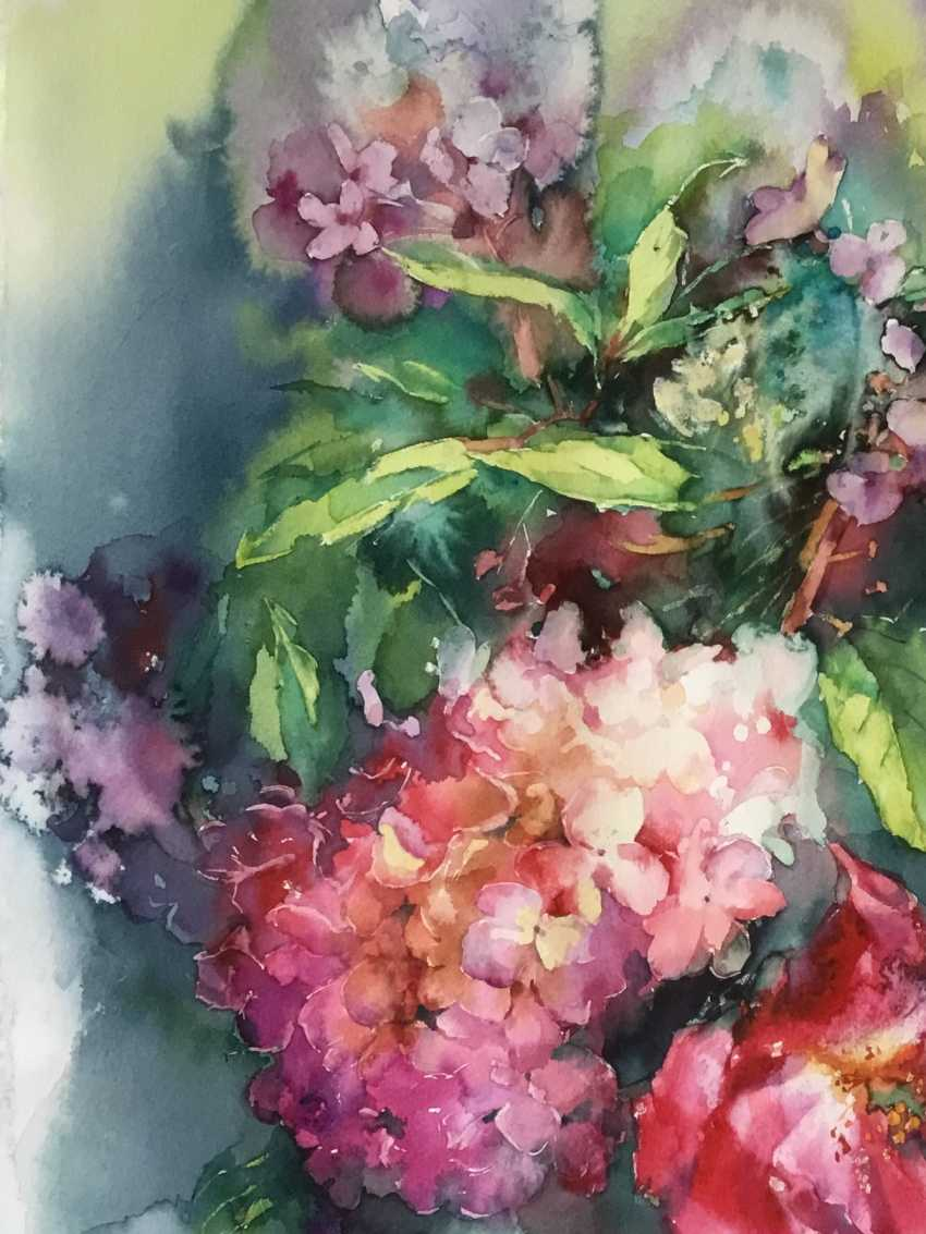 Olga Gnutova. Цветочное вдохновение. - photo 2