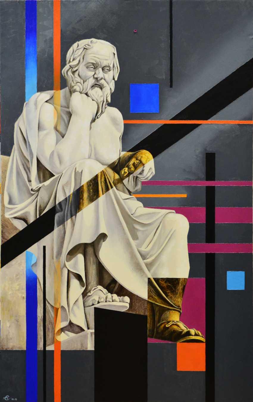 Vadim Stolyarov. Socrates is no longer needed - photo 1