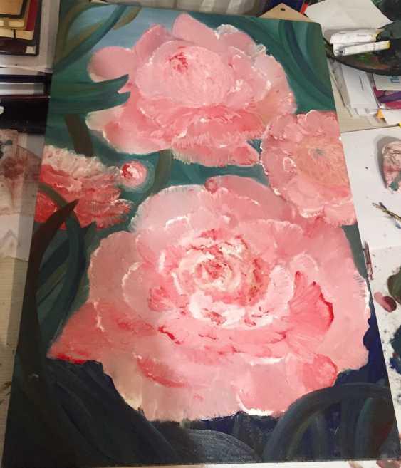 Antonina Zaharova. Flowers - photo 3