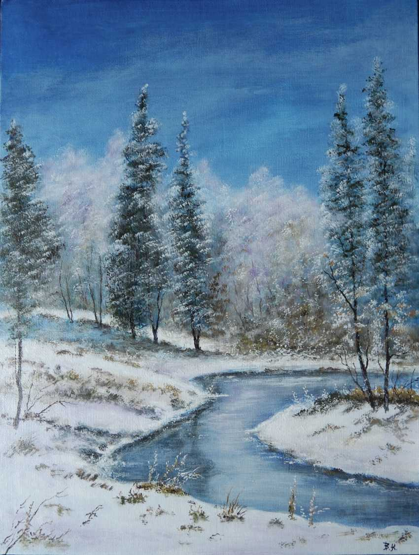 VASILIY KOLBASOV. Winter - photo 1