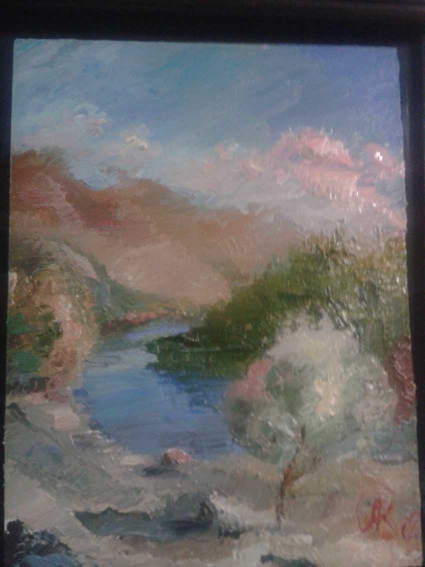 Andrei Kosharnii. Les montagnes de l'altaï. La Rivière Katun - photo 1