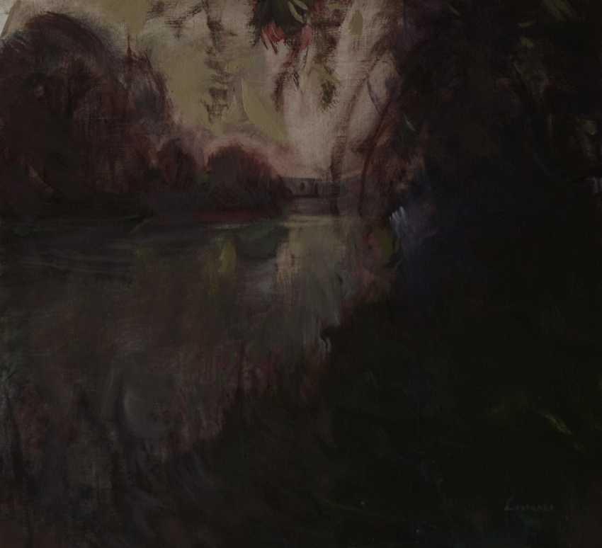 Leonenko Yevhen. On the river TAFF. - photo 1