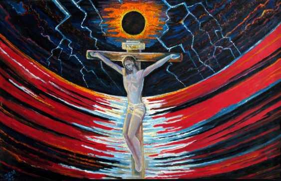 Bogdan Zbryski. THE SUN IS SHROUDED IN DARKNESS - photo 1
