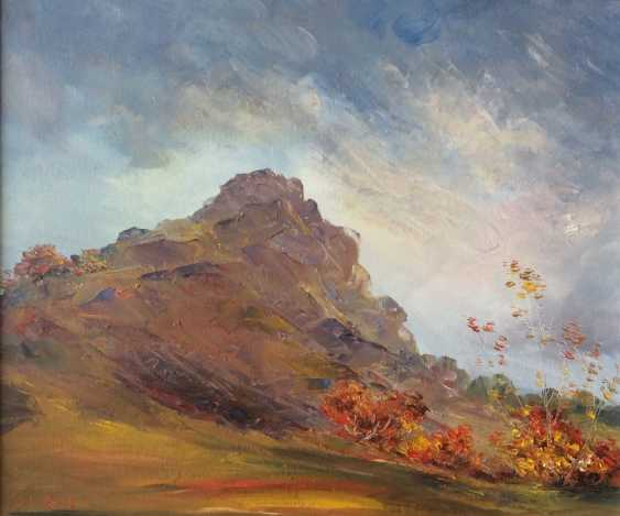 "Papag Aloyan. ""Autumn morning"" - photo 1"