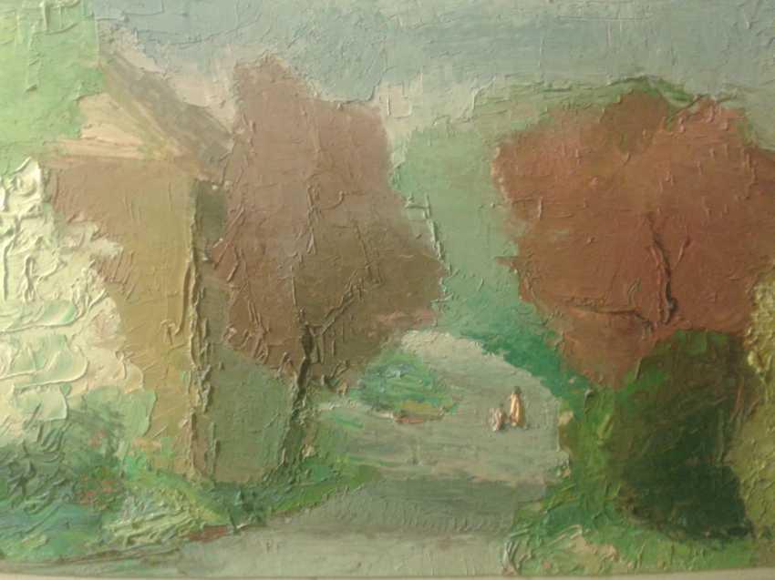 Andrei Kosharnii. Ботанический сад в Киеве. Осенняя алея - Foto 1