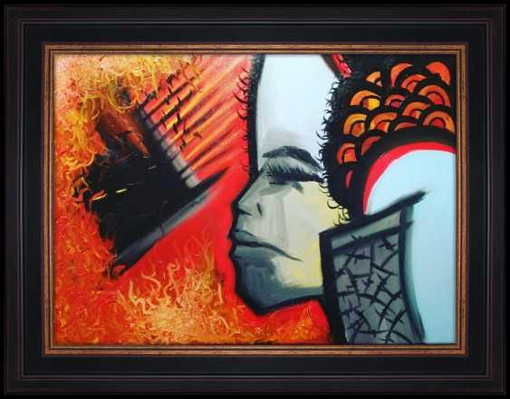 Eugene Trahtenberg. Painting oil on canvas 70x50 - photo 1