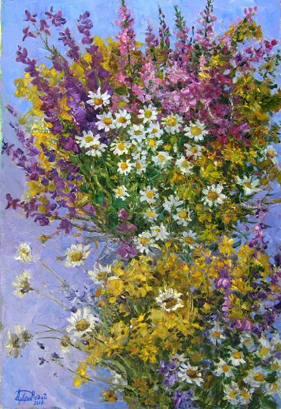 Aleksandr Dubrovskyy. Wildflowers - Artist Dubrovsky, Alexander - Kiev - Ukraine - photo 1